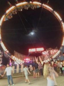 Fire Ball at St. Lucie County Fair