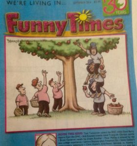 Cover of Funny Times